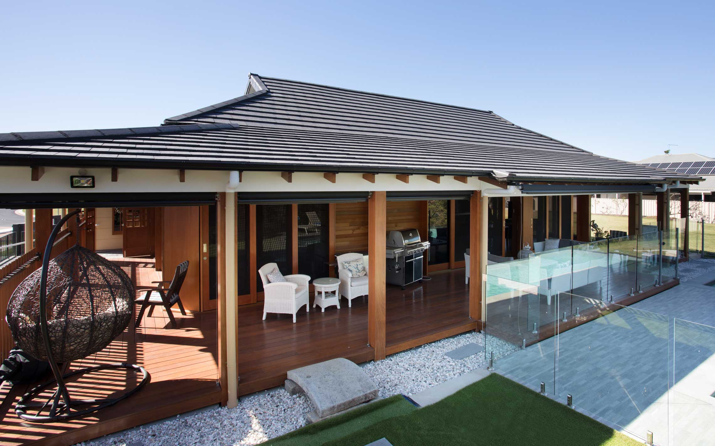 Zen and the art of roofing