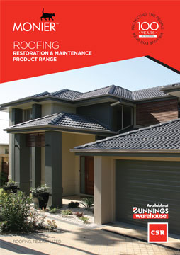 ROOF RESTORATION & MAINTENANCE BROCHURE