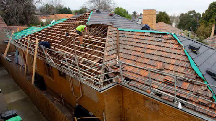 Re-roofing & Installation